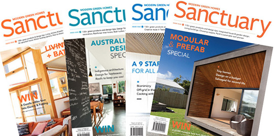 Sanctuary and ReNew magazines