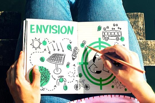 Envision the future