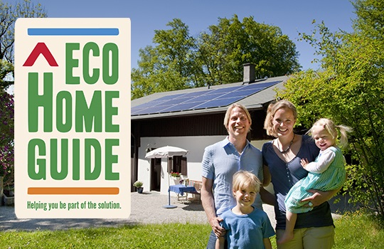 Launch of Eco Home Guide