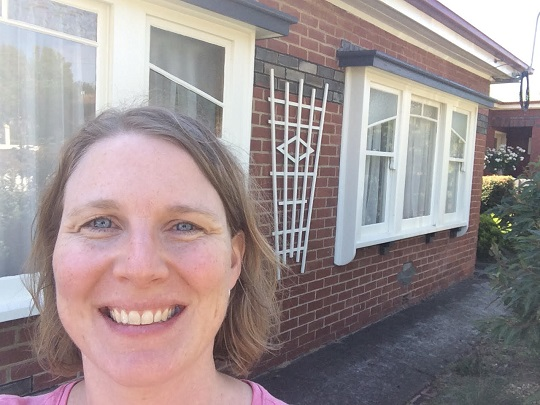 Happy SLT member (Mary) after switching her home loan to Bank Australia.