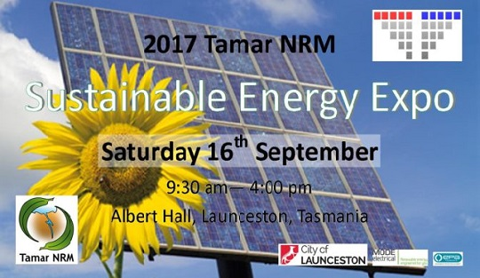 2017 NRM Energy Expo poster.