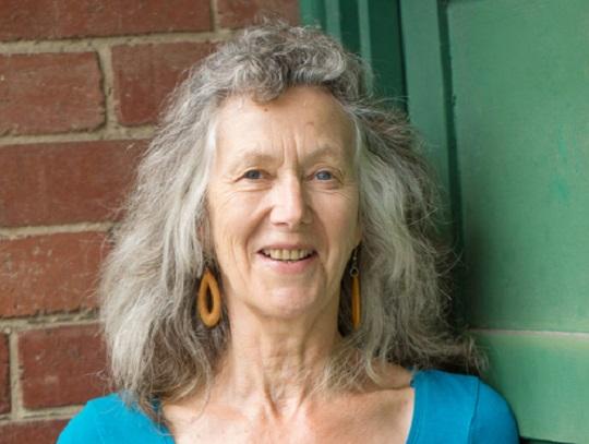 Photo of Margaret Steadman.