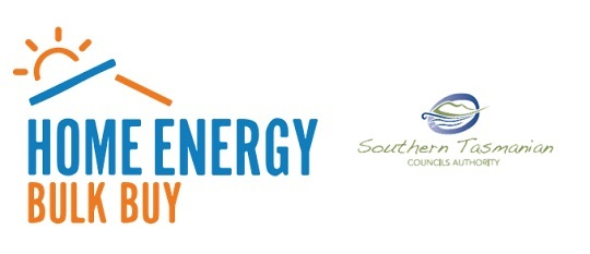 Home Energy Bulk Buy and Council logos.