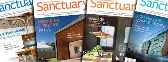 Sanctuary magazine special