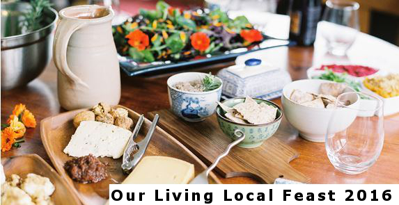 Living Locally Feast