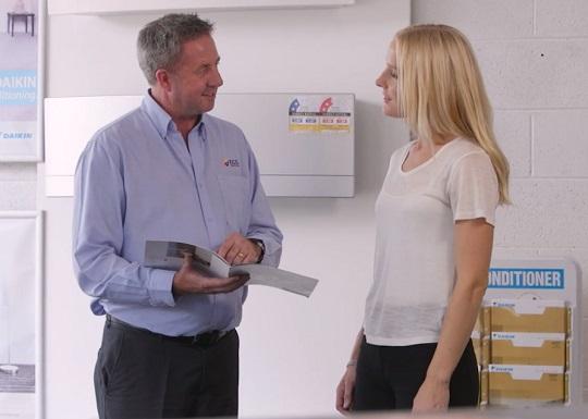 Darren from EGS talking heat pumps.