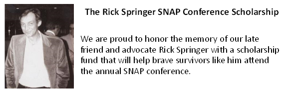 Rick_Springer_SNAP_Conference_Scholarship_photo.png