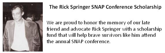 Rick_Springer_SNAP_Conference_Scholarship_photo.png
