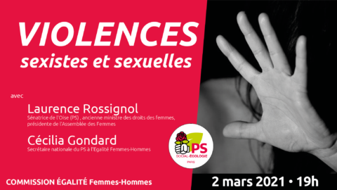 """Violences sexistes et sexuelles """"la parole des victimes"""" comment la prendre en compte et agir"""
