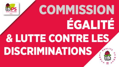 Commission Egalité Femmes-Hommes