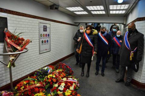 Charonne – Les socialistes ont rendu hommage ce 8 février