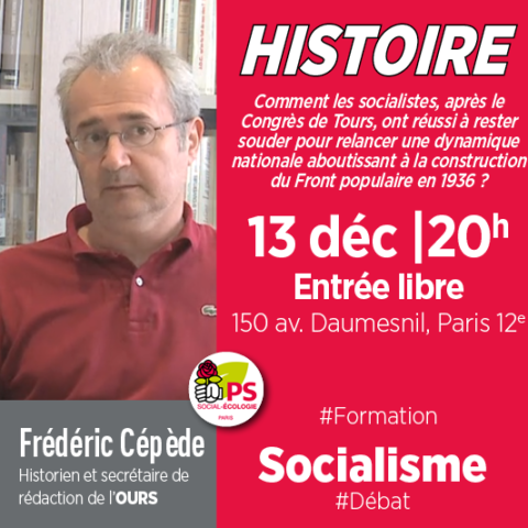 Formation #Histoire