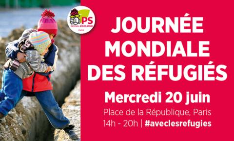 20 juin | Journée mondiale des réfugiés