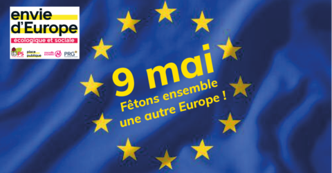 9 mai | Fêtons l'Europe ensemble