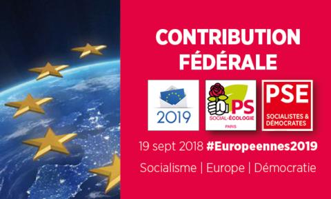 Contribution fédérale Europe