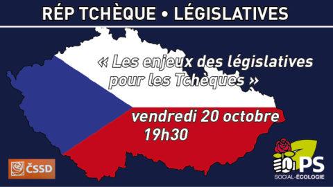 Législatives en République tchèque, quels enjeux ?