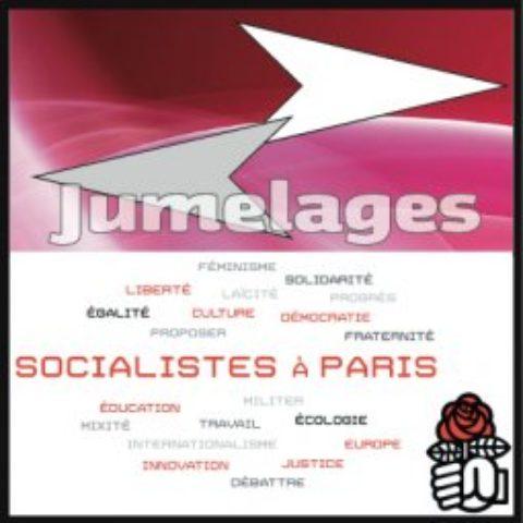 Visite à Paris et hommage du SPD Berlin