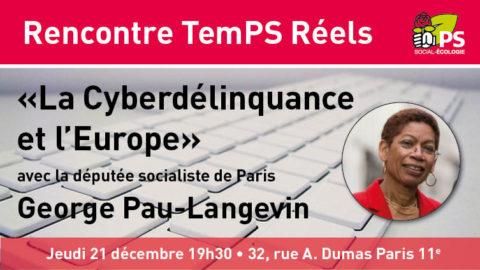 Rencontre avec George Pau-Langevin autour du Numérique