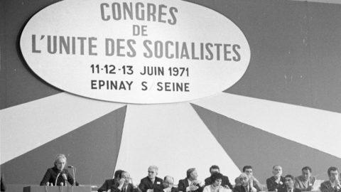 11-13 Juin 1971, Congrès d'Epinay
