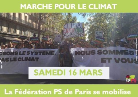 Marche du siècle pour le Climat