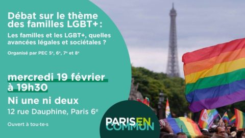 6e | Familles et LGBT+, quelles avancées légales et sociétales ?