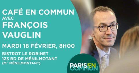 11e | Café en commun avec François Vauglin