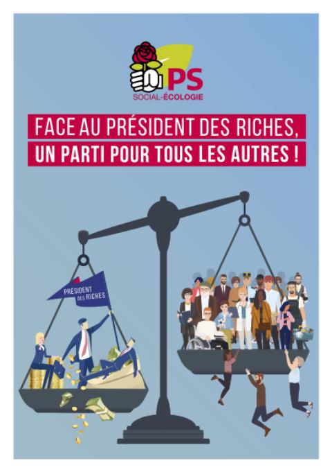 Face au Président des riches, un parti pour tous les autres !