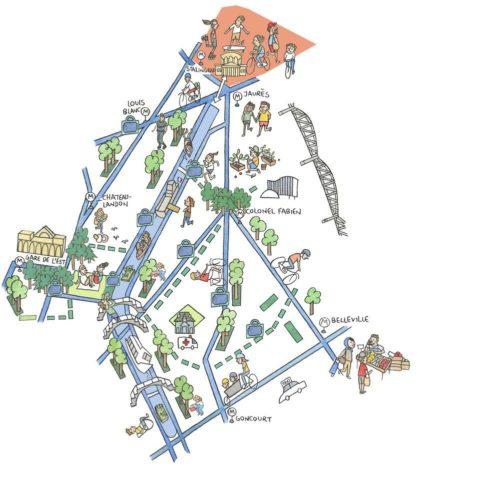 10e| Réunion publique sur le quartier de l'Hôpital Saint-Louis