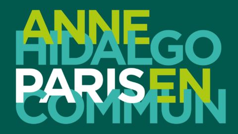 Campagne Municipale | #Paris2020