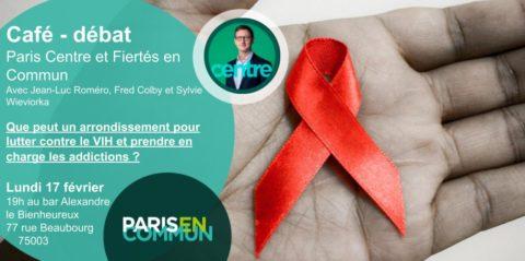 Paris-Centre | Lutte contre le VIH et prise en charge des addictions