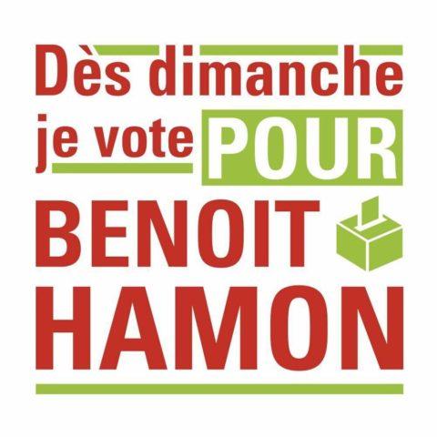 23 avril | Votez et faîtes voter Hamon !