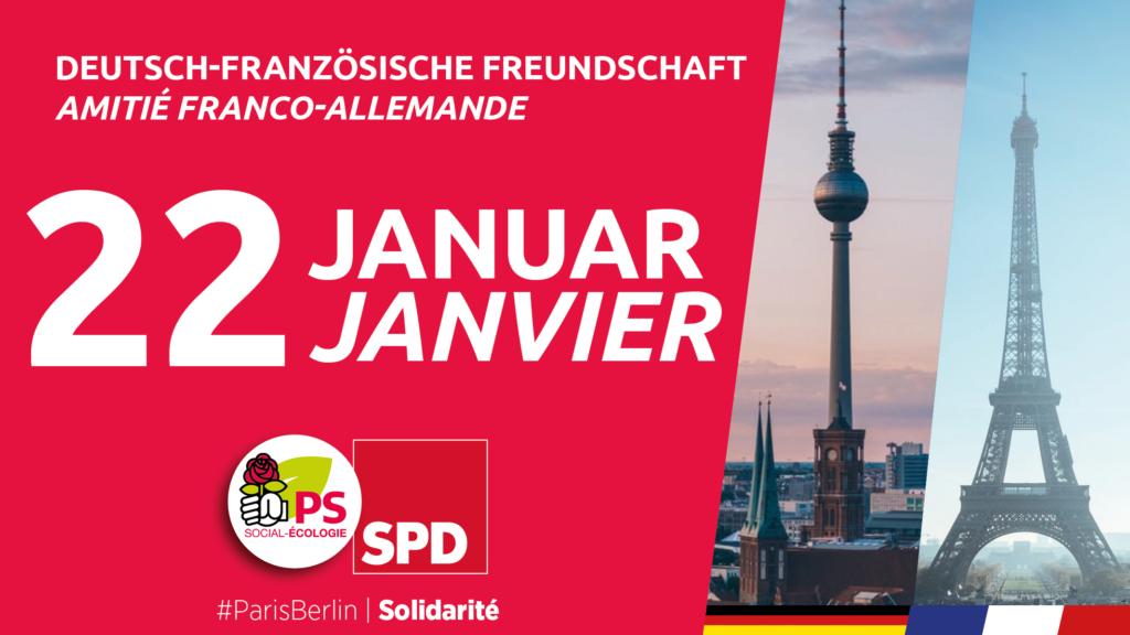 amitié SPD - PS