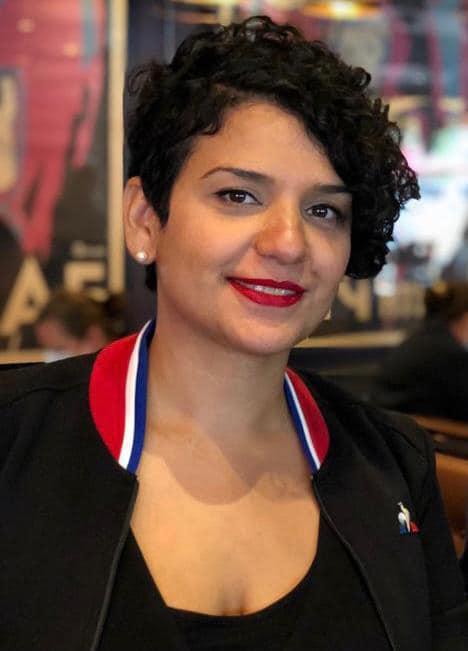 Lamia El Aaraje