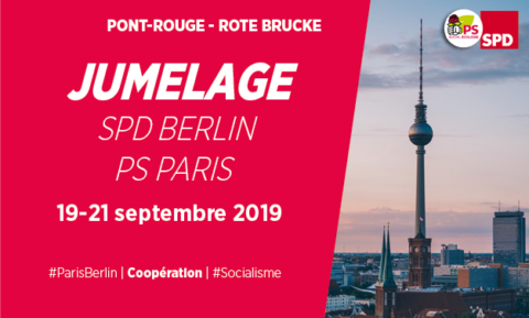 Echanges avec le SPD de Berlin