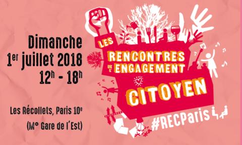 #RECParis | 3e édition | Présentation et inscription