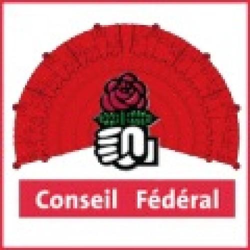 Logo du groupe Conseil fédéral