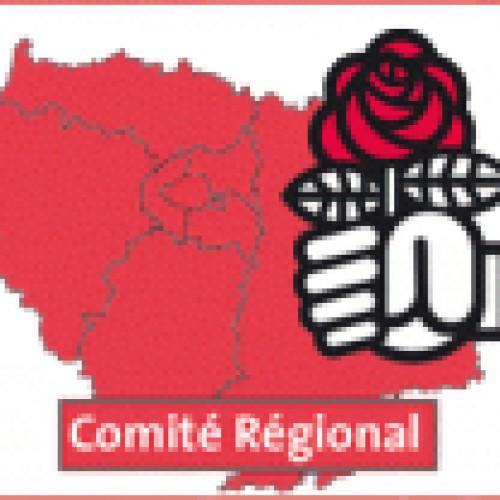 Logo du groupe Comité Régional