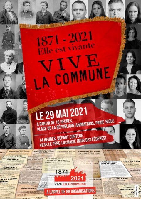 Il y a 150 ans, la Commune de Paris