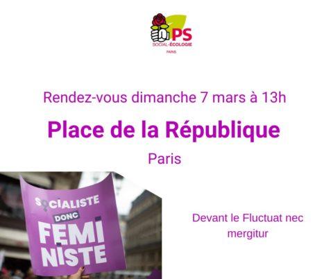 Droits des femmes – mobilisons nous !