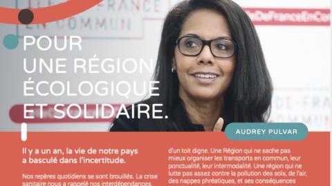 Régionales 2021 en Île-de-France, les socialistes sont sur le pont