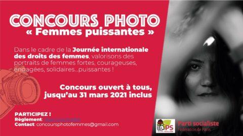 Concours photo – Femmes puissantes