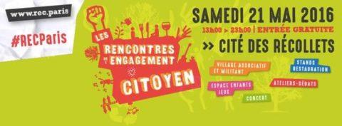 Rencontres de l'Engagement Citoyen #RECParis