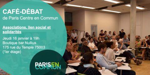 Café débat : Associations, lien social et solidarité