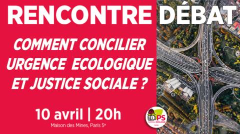5e | Débat : Comment concilier urgence écologique et justice sociale ?