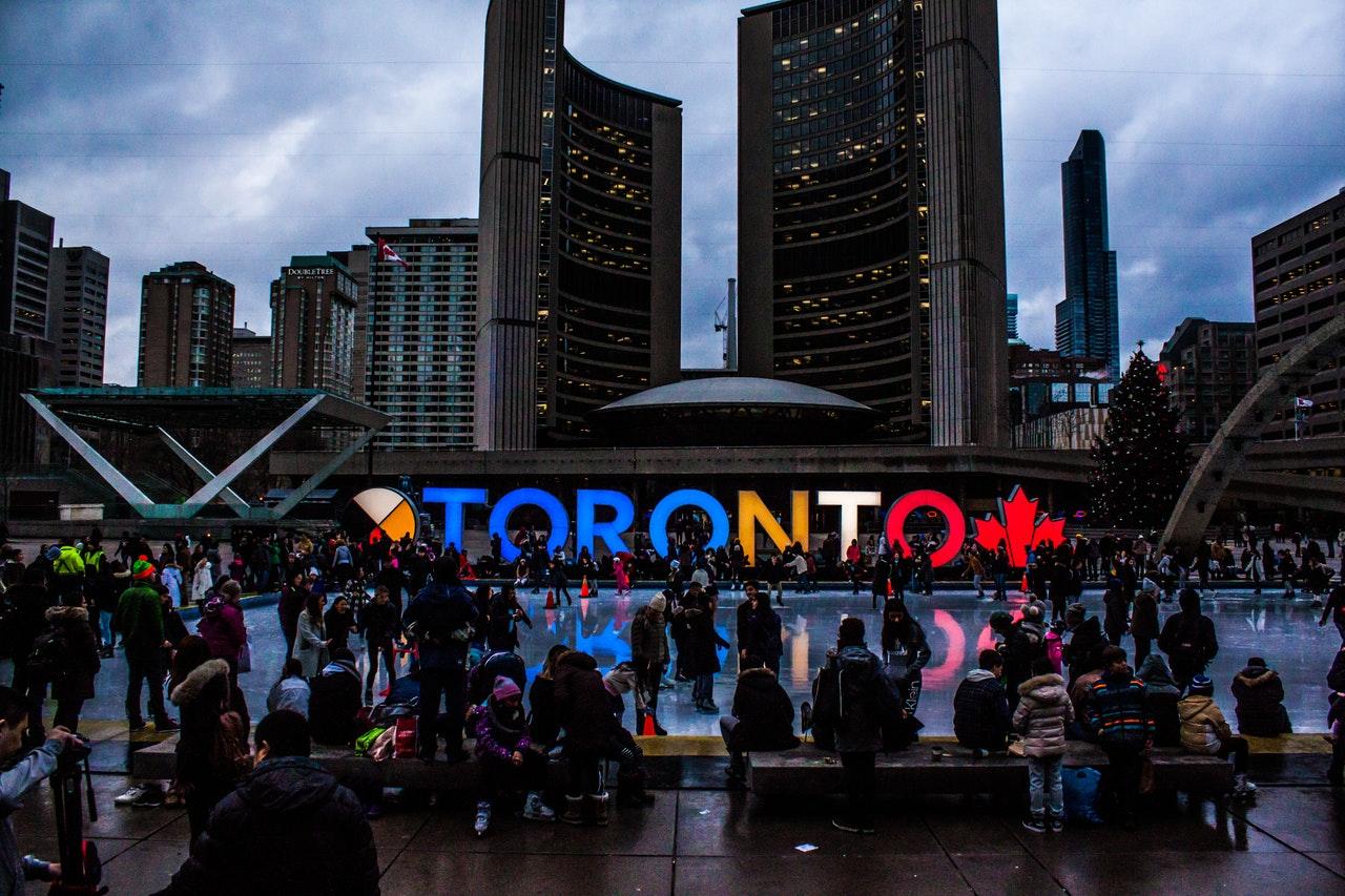 Toronto Sign City Hall