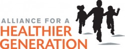 Alliance for a Healthier Generation logo