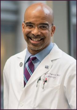 Dr.Clyde Yancy, M.D.
