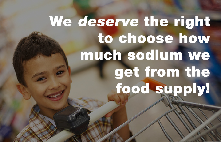 New Study Shows More Efforts by the Food Industry to Reduce Sodium