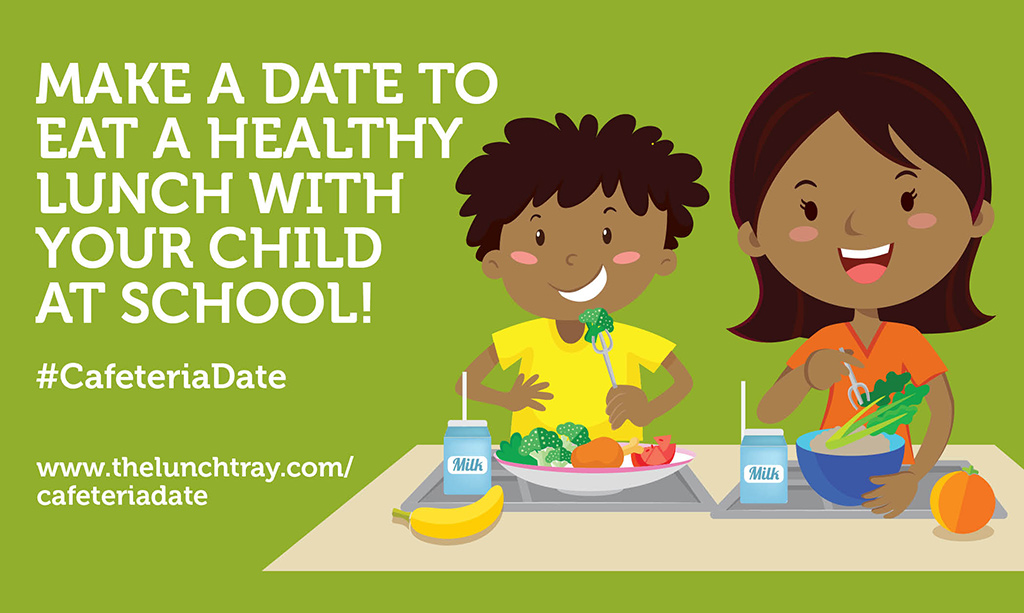 Happy school lunch week!