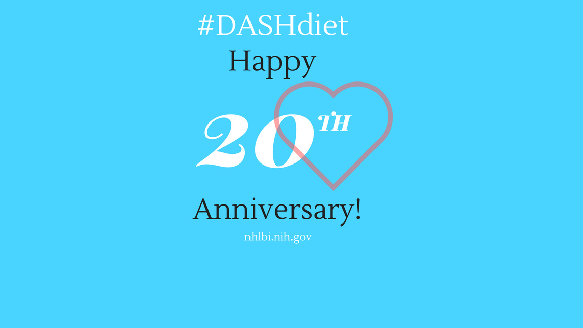 Celebrate World High Blood Pressure Day with the DASH Diet